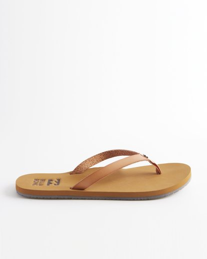 4 Shore Breakerz Sandal Beige ABJL100012 Billabong