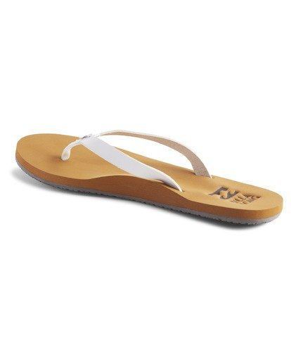 2 Shore Breakerz Sandal White ABJL100012 Billabong