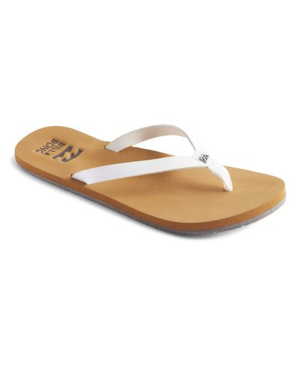 1 Shore Breakerz Sandal White ABJL100012 Billabong