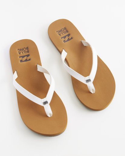 0 Shore Breakerz Sandal White ABJL100012 Billabong