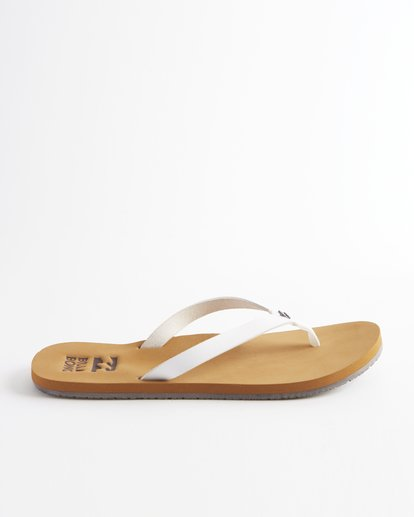 3 Shore Breakerz Sandal White ABJL100012 Billabong