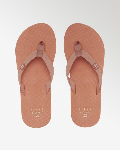 0 Coral Cove Sandal Red ABJL100015 Billabong