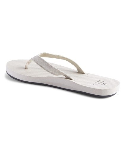 2 Coral Cove Sandal White ABJL100015 Billabong