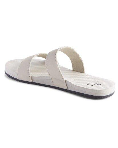 2 Isla Platform Sandal White ABJL100017 Billabong