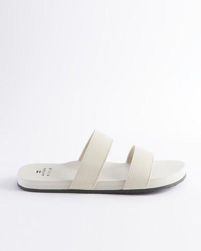 3 Isla Platform Sandal White ABJL100017 Billabong