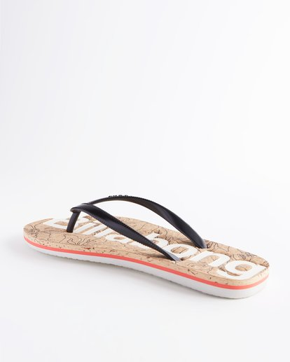 2 Good Time Sandal Black ABJL100018 Billabong