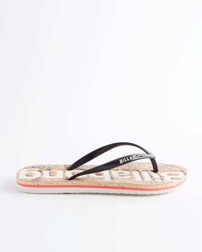 3 Good Time Sandal Black ABJL100018 Billabong