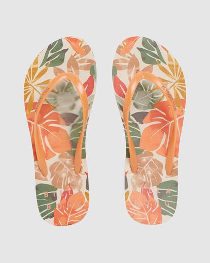 0 Somedaze Thong Sandals Beige ABJL100038 Billabong