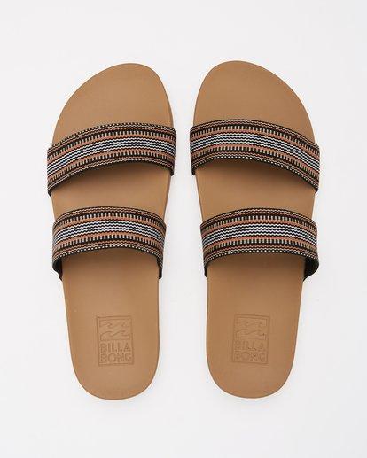 1 Coronado Slide Sandal Orange ABJL200005 Billabong
