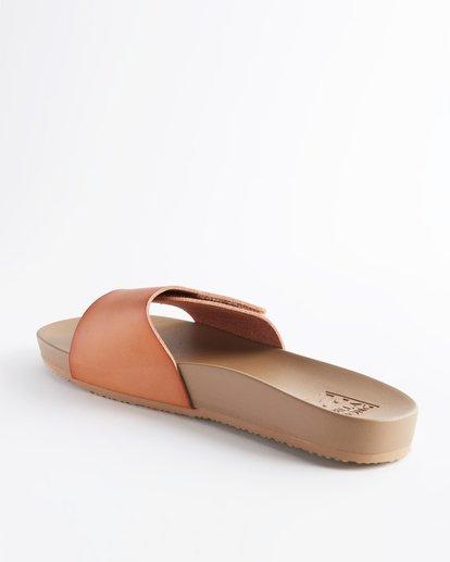 3 Coronado Slide Sandal Beige ABJL200005 Billabong