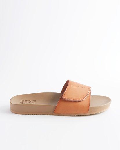 4 Coronado Slide Sandal Beige ABJL200005 Billabong