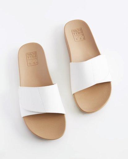 0 Coronado Slide Sandal White ABJL200005 Billabong
