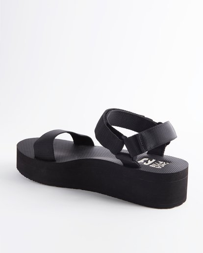 2 Kari On Platform Sandal Black ABJL200007 Billabong