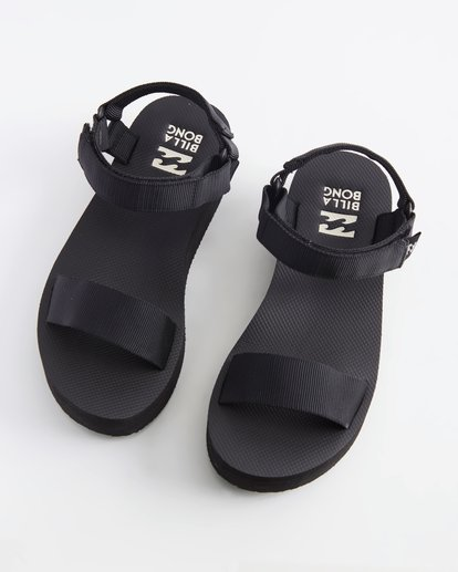 1 Kari On Platform Sandal Black ABJL200007 Billabong