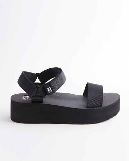 3 Kari On Platform Sandal Black ABJL200007 Billabong