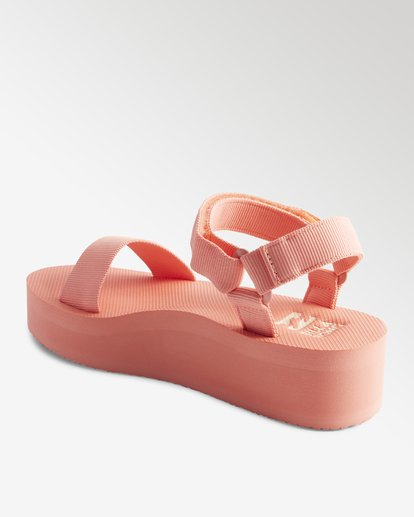 2 Kari On Platform Sandal Pink ABJL200007 Billabong