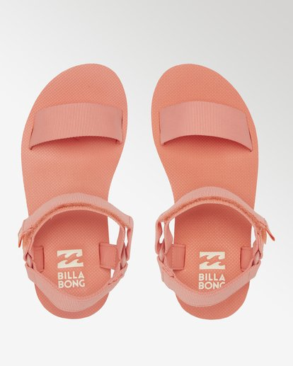 1 Kari On Platform Sandal Pink ABJL200007 Billabong