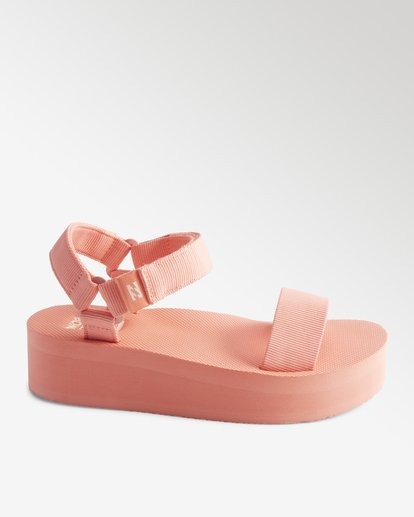 3 Kari On Platform Sandal Pink ABJL200007 Billabong