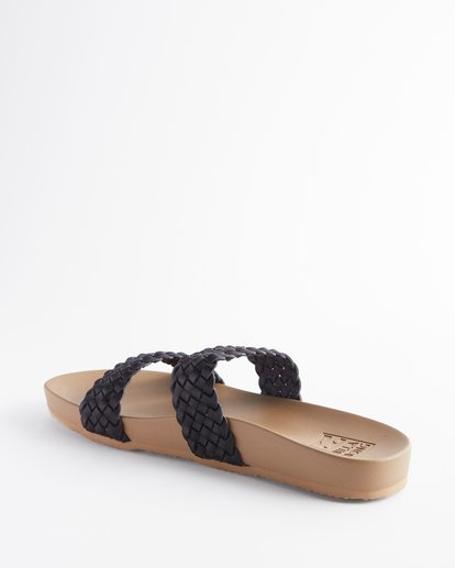 2 Santos Slide Sandal Black ABJL200014 Billabong