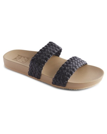 1 Santos Slide Sandal Black ABJL200014 Billabong