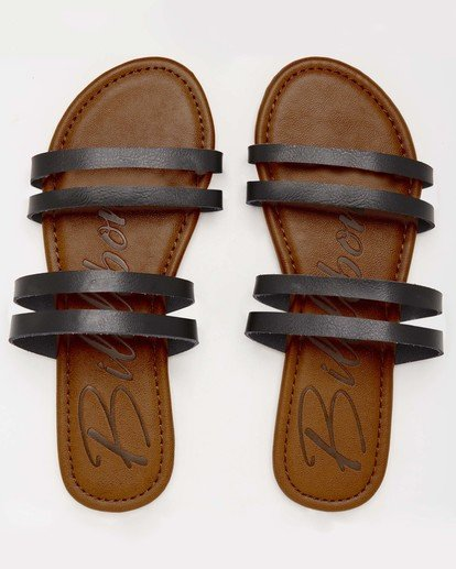 0 Paradiso Slide Sandal Black ABJL200023 Billabong