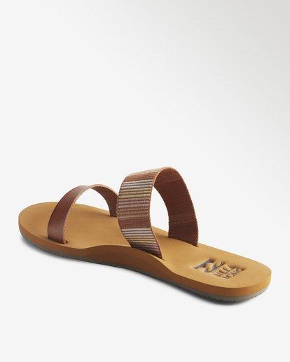 2 Oceana Fashion Sandal Beige ABJL200024 Billabong