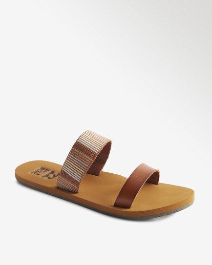 1 Oceana Fashion Sandal Beige ABJL200024 Billabong