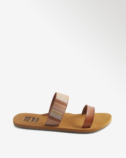 3 Oceana Fashion Sandal Beige ABJL200024 Billabong