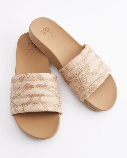 0 Hermosa Slide Sandals Beige ABJL200026 Billabong
