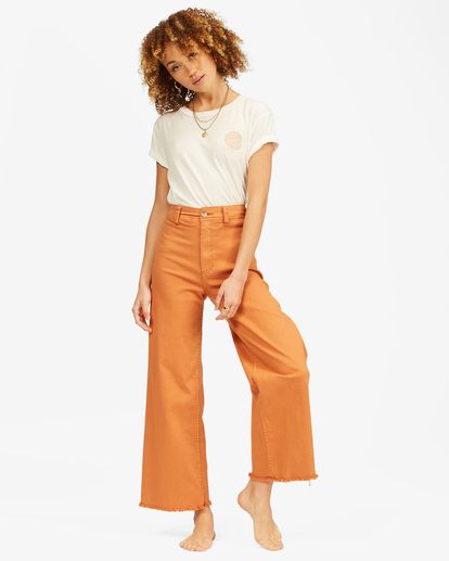 1 Free Fall High-Waist Pants Multicolor ABJNP00126 Billabong