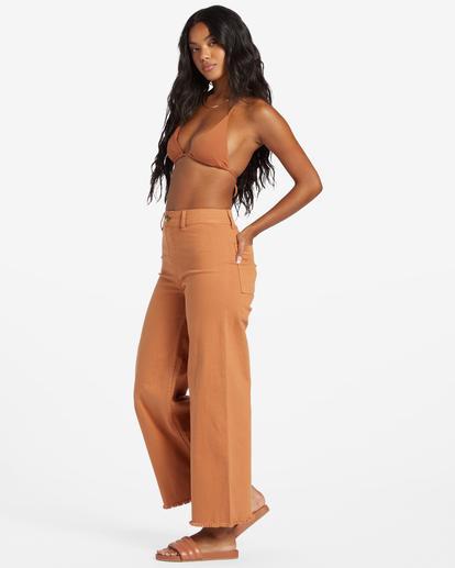 2 Free Fall High-Waist Pants Multicolor ABJNP00126 Billabong
