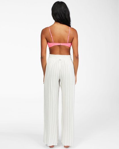 2 Wandering Soul Pants White ABJNP00140 Billabong