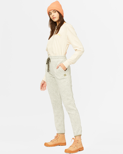 1 A/Div Roam Free Pant Grey ABJNP00141 Billabong