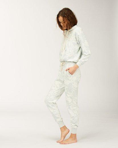 1 At Last Sweatpants White ABJNP00152 Billabong