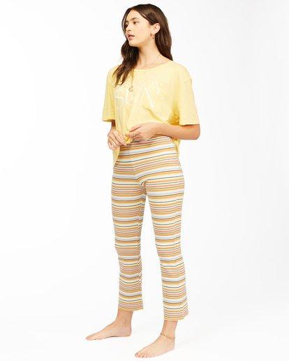2 Good Times Flared Pants Grey ABJNP00186 Billabong