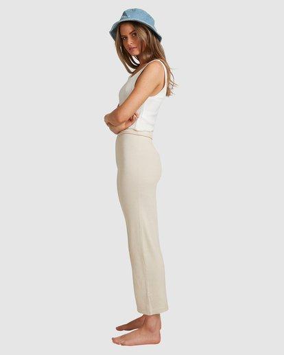 1 Sundown Knit Pant - Steph Claire Smith Brown ABJNP00200 Billabong