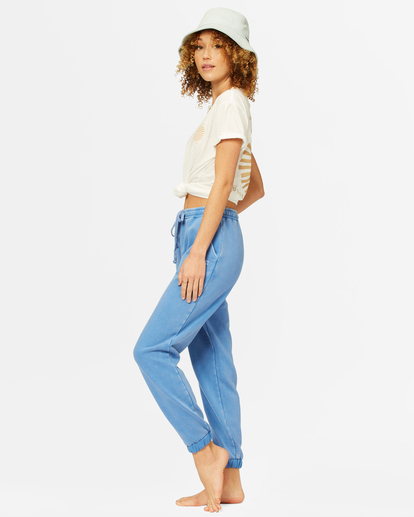 1 Perfect Weekend Sweatpants Blue ABJNP00206 Billabong