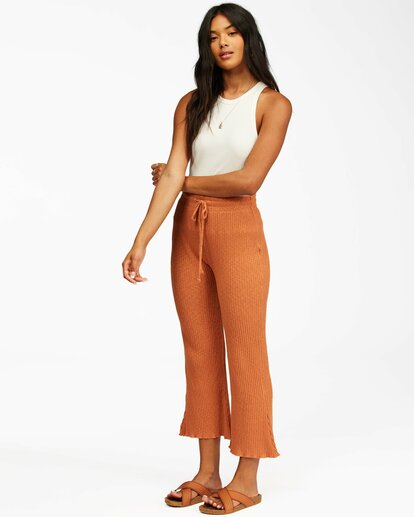 1 Come Through Pants 2 Brown ABJNP00252 Billabong