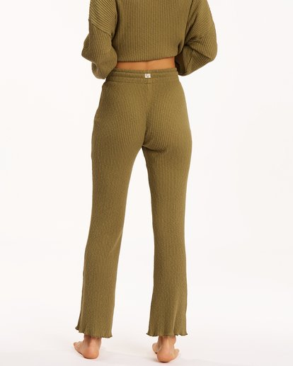 3 Come Through Pants 2 Green ABJNP00252 Billabong