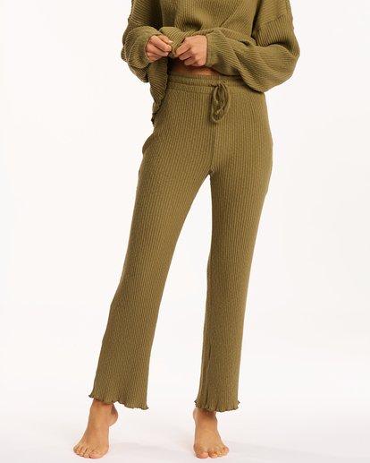 2 Come Through Pants 2 Green ABJNP00252 Billabong