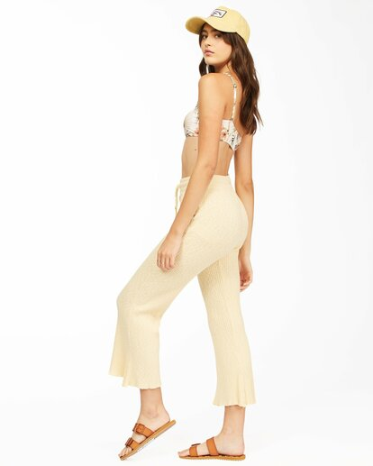 3 Come Through Pants 2 Yellow ABJNP00252 Billabong