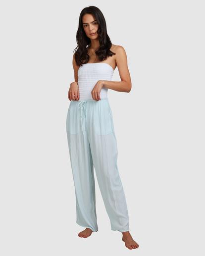 7 Beach Dream Pants Blue ABJNP00253 Billabong