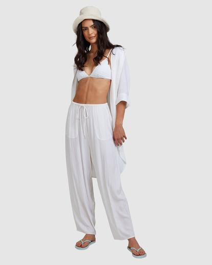 7 Beach Dream Pants White ABJNP00253 Billabong