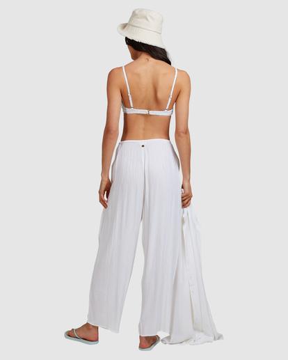 4 Beach Dream Pants White ABJNP00253 Billabong