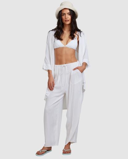 1 Beach Dream Pants White ABJNP00253 Billabong