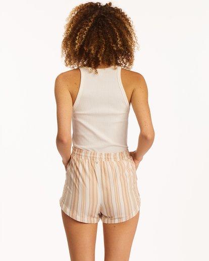 2 Road Trippin Yarn Dye Shorts White ABJNS00100 Billabong