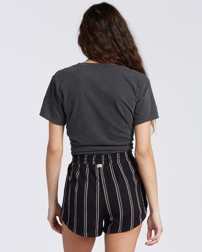 5 Road Trippin Yarn Dye Shorts Black ABJNS00100 Billabong