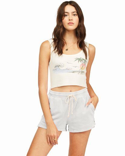 0 Gold Coast Shorts White ABJNS00114 Billabong