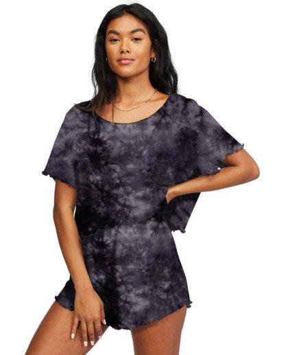 1 Breeze By Knit Shorts Black ABJNS00125 Billabong