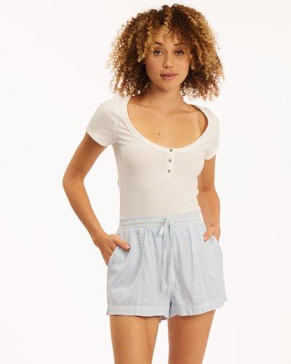 1 Sun Love Shorts Blue ABJNS00128 Billabong